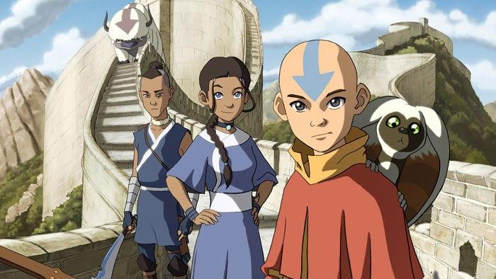 Avatar: The Last Airbender (Nickelodeon)