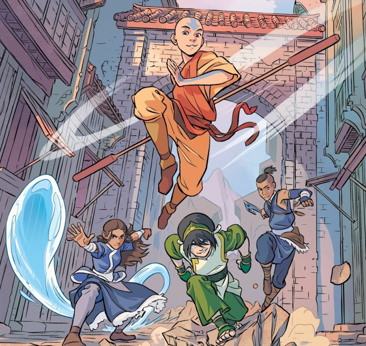 Avatar: The Last Airbender (Dark Horse Books)